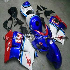 23colors+Gifts red blue Motorcycle Fairing for Suzuki GSXR1300 1997 2007 97 98 99 00 01 02 03 04 05 06 07 motor panels