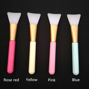Facial Mask Brush DIY Mask Gel Mud Cream Mixing Silicone Brush Makeup Brush Face Skin Care Tools