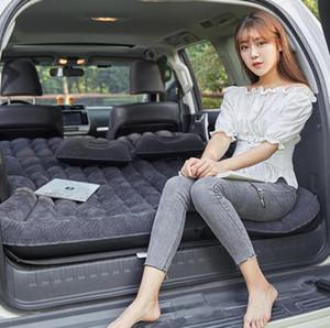 Spot auto innen liefert dual-nutzen aufblasbares bett für haus auto suv air bett reisen aufblasbare matratze