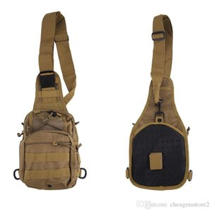 2020 New Military Hiking Backpack Zaino Borse Borsa Borsa Zaino Viaggio da viaggio Campeggio All'aperto per Sport Professional Tactical dovrebbe XPEV