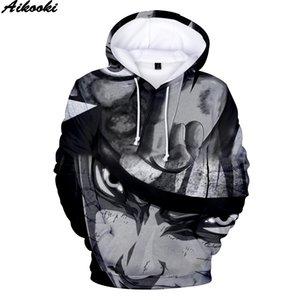 Aikooki Hot Anime Naruto Hoodies Men Women pullovers 3D Hooded Oversized Sweatshirts Naruto 3D Hoodies Men's Sweatshirt XXS-4XL