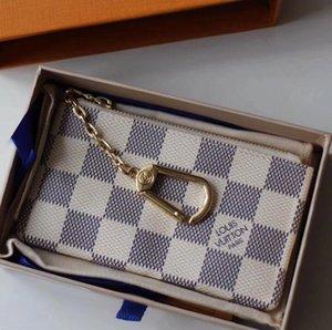 Portemonnaie Geldbörse Schlüsseltasche Münzfach Frauen Luxus-Handtaschen Geldbörsen Designer Designer Mappenmappe Männer Kreditkarteninhaber Taschen