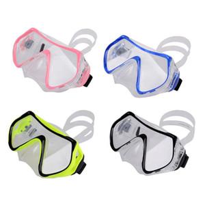 المائية غص الغوص قناع Goggles- إطار كبير للغوص، Freediving