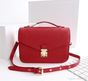 Nouveau sac à bandoulière femme sacs portefeuilles sacs à main en cuir pour les femmes chaîne en or en cuir véritable mode sacs à bandoulière taille 25 * 19 * 9cm M40780 02