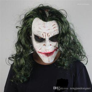 Máscara Festival Estilo Moda Homme Vestuário Filmes Satars Mardi Gras Carnival Costume Casula Acessórios Vestuário Joker Halloween Designer