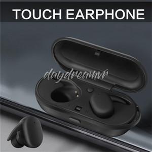 DT-7 TWS drahtloser Bluetooth Kopfhörer Mini Wireless Kopfhörer Sport Ohr-Telefon Tragbares Ladebox Hörmuschel für alle Marken-Smartphones
