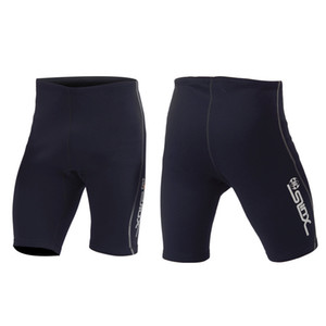 Men Diving Shorts 2mm Neoprene Flatlock Stitched Youth Adult's Diving Swimming Snorkeling Surfing Scuba Vest Warm Swimwear