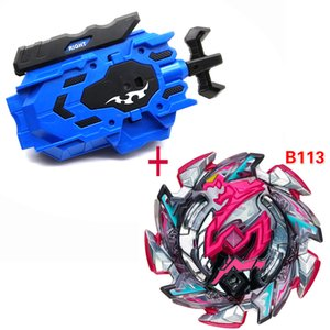 Tops Launchers Beyblade metal fusion B-143 Burst GT Toys Arena Metal God Bayblade Spinning Top Bay Bey Blade Blades Toy YHSM0001