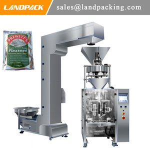 Flaxseed Vertical Flow Wrap Machine Plant Seed Automatic Vertical Form Fill Seal Machine Practical