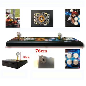 Full Metal [3003 in 1] 3D Video Game Vending Machine Arcade Retro Game Console Adjustable Joystick Controller TV PC Connection