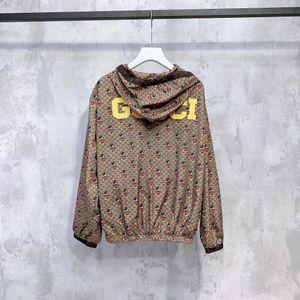 Diseñador Coats Milán Pista abrigos con capucha 2020 de la manga larga de las mujeres abrigos marca Mismo chaquetas estilo 0404-1