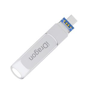 Type-c USB 3.0 Mini-USB OTG c Flash Drive 32 / 64G / lecteur flash OTG 128G mini-disque flash USB mémoire stisk Livraison gratuite