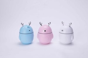Мини USB увлажнитель дома немой спальне воздушный спрей Mini настольный подарок на день рождения подруги творческий автомобиль кондиционер детской комнате беременной женщины
