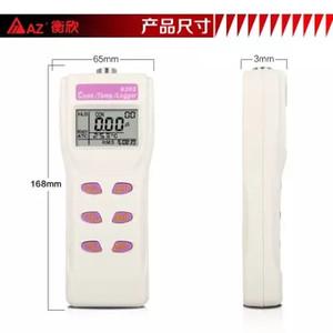 AZ8302 الموصلية متر مجموعة اختبار PH متر: 0-1999، الأشعة تحت الحمراء الموصلية متر مع TDS الشحن المجاني