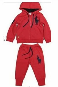 SALE 2019 Baby Boys And Girls Suit Brand Tracksuits 2 Kids Clothing Set Hot Sell Fashion Spring Autumn Children's Dresses Long Sleeve HOT