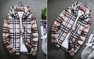 Дизайнерская куртка 2019 мода прилив мужская куртка пальто письма печатные роскошные Мужские толстовки повседневный пуловер Спорт пальто открытый бурелом одежда