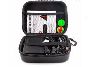 유리 봉에 티 네일와 DIY 흡연자의 경우 도매 Enail 살짝 적셔 손톱 E 네일 키트 전자 온도 컨트롤러 박스