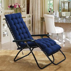 Adeeing dobrável Thicken Chair Cushion frente e verso do assento Mat macia Tatame para o Outono / Suprimentos reclinável Inverno