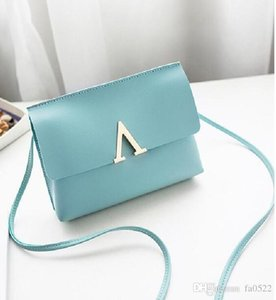 Inclined shoulder bagBrand Women Female Shoulder Bag Crossbody Shell Bags Fashion Small Messenger Bag Handbags PU Leather jungui848