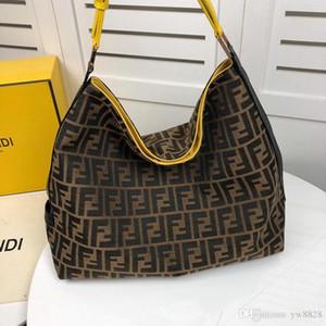 2019 das mulheres de um ombro bolsa saco, produção de couro, de grande capacidade, saco de design, moda e modelo generosa: F0813