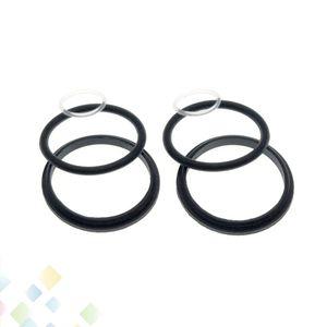 Bastone V9 Max O ring Kit completo Silicon O ring Guarnizione in gomma superiore Anello di tenuta superiore per Stick V9 Max Tank DHL Free