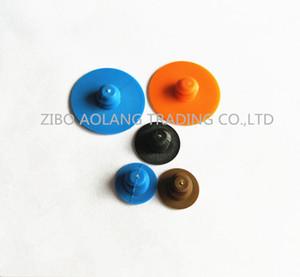 20000pcs / 19mm Cambio rápido Disco tipo-R Botón de plástico para abrasivos