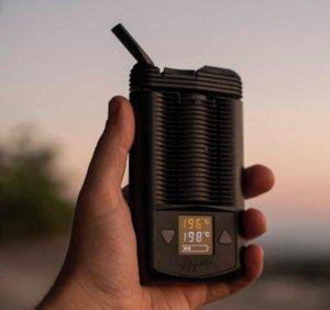 Migliori portatili Mighty vaporizzatore a secco di erbe vaporizzatore a batteria Pocket-vaporizzatore sigarette e vape mods del DHL libera la nave con alta qualità