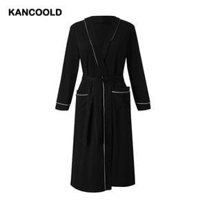 New Kimono Robe Bademantel Frauen Langarm Bridesmaid Robes Sexy Black Robes Satinrobe Damen Abendkleider Nachtwäsche Al13