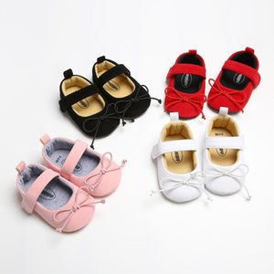 Baby Autumn Spring Shoes Girls Soft Moccs Fringe Soft Soled Bow Shallow Newborn Baby Moccasins First Walkers #28