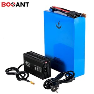 Powerful 3000w 5000w 96v 30ah electric bike lithium battery for Samsung INR18650-30Q cell 26S 96v scooter battery +5A Charger