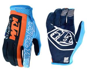 HONDA pieni della barretta guanti di guida TLD sottili MOTO GP protettivi per moto KTM guanti fuoristrada