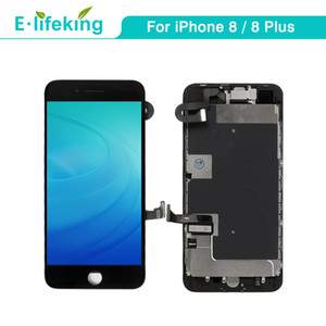 Complete LCD For iPhone 8 8 Plus Display with 3D Touch Screen Digitizer Full Assembly Replacement With Front Camera Parts High Quality