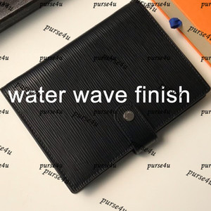 카드 소지자가있는 디자이너 플래너 소매 선물 아이디어를위한 고급 디자이너 노트북 디자이너의 작은 가죽 제품 의제