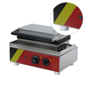 Forma Commerciale Big Cock masterizzazione pene Waffle Maker Machine 4pcs automatico in acciaio inox automatico pene Lolly Muffin creatore della cialda