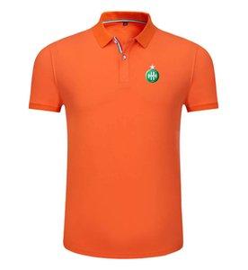 ASSE 2020 весной и летом новый хлопок футбол рубашка поло мужская с короткими рукавами лацкане унисекс поло может DIY обычай мужской рубашки поло