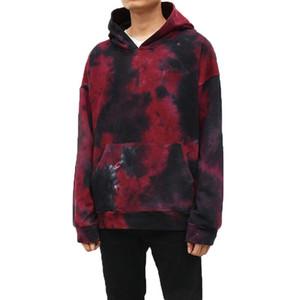 Uomo con cappuccio Inverno Felpa slim fit con tasche Felpa caldo multicolore Pullover Outwear Men Tops Sudaderas Para Hombre