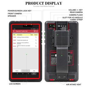 발사 X431 프로 미니 자동차 전체 시스템 진단 도구 자동차 와이파이 블루투스 OBD2 스캐너 이년 무료 업데이트 PK Diagun IV