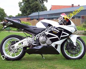 Спортивное сосредоточение для мотоциклов для Honda Shell F5 CBR 600RR 2005 2006 CBR600RR 05 06 белый черный Body Body Code (литье под давлением)