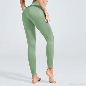 Women Yoga Seamless Tummy Control Sports Pant Legging Women Super Stretchy Gym High Waist Leggings Running Long Pants Fitness Clothes 2019