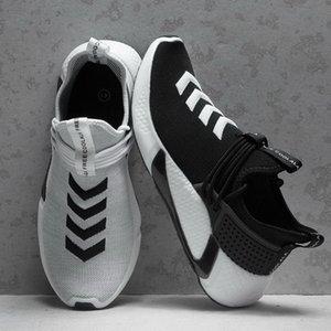 Designer Shoes Casual para homens Tênis antiderrapante Damping Arrefecer sola Caminhando Trekking Lazer Verão Zapatills Sneakers