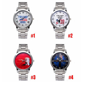 Donald Trump Watches 2020 President Election Keep America Great Classic Quartz Watch Party Gift Supplies DDA72