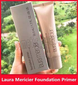 .Крем для макияжа Laura Mercier Foundation Primer / безмасляный / увлажняющий / минеральный / сияющий/Protect SPF 30 Base 50ml Face Natural Long-lasting