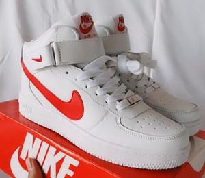 KJJ9 2020 Sıcak satmak Boyutu 36-44 2016 yükseltilmiş versiyonu Yeni Tüm Beyaz ayakkabı erkekler ve kadınlar Moda Ayakkabı 1IZO