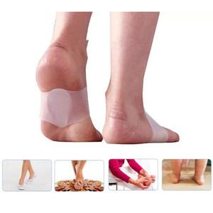 2x silicone Bendaggio del piede sollievo dal dolore fascite plantare sottopiede Pads Orthotic Arch Support