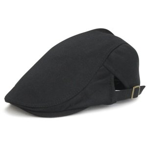 Spring and summer new simple casual forward hat men outdoor fashion sports beret wild street painter hat