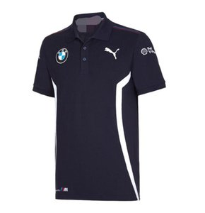 BMW Almanya BMW Tyco Erkek Polo Gömlek Kısa Kol Tişört