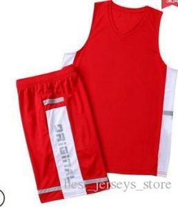 Novo Basquete Terno de vest Training Jogo uniforme Hight qualidade do impresso Estudante masculino Jersey College Basketball Jersey