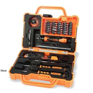 Jakemy JM-8139 45 в 1 точной отвертке Набор ремонтных комплектов Инструменты открытия для мобильного телефона Компьютерное электронное обслуживание ZZA1443