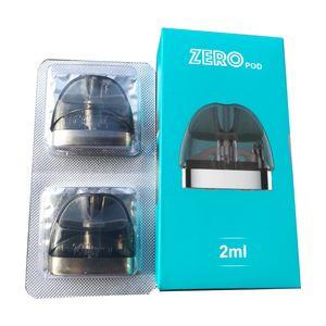 ZERO starter kits pod device 2.0ml caja de regalo de empaque de vaina vacía para dispositivo cero venta caliente