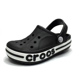Marque croco été Mode New chaussures Trou antidérapante Kalochi 2,5 chaussures Caroban chaussures de plage Couple crocss sandales femmes